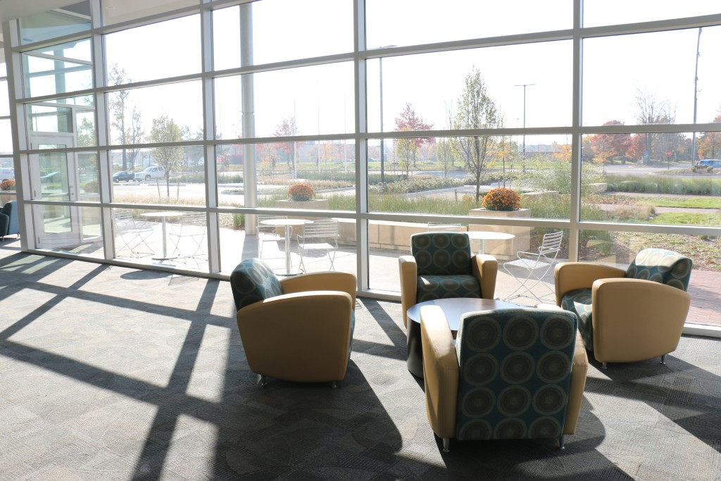 Westland City Hall-Seating Area